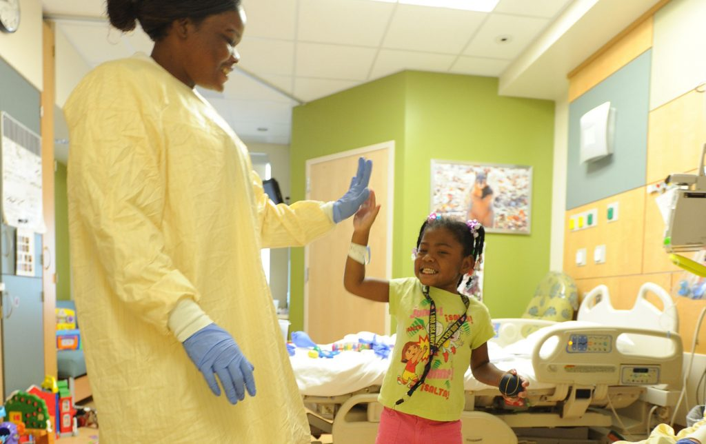 pediatric cancer patient care essay